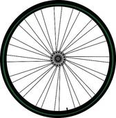 Bicycle Wheel Clipart