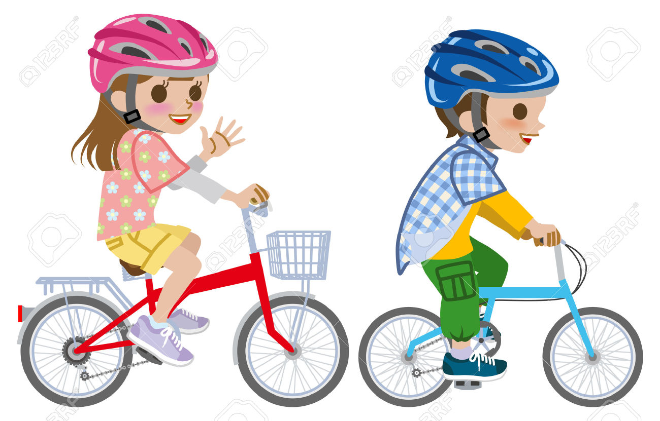 1300x831 Bicycle Clipart Two Bike