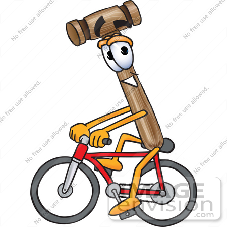 450x450 Royalty Free Cartoons Amp Stock Clipart Of Bicycles Page 1