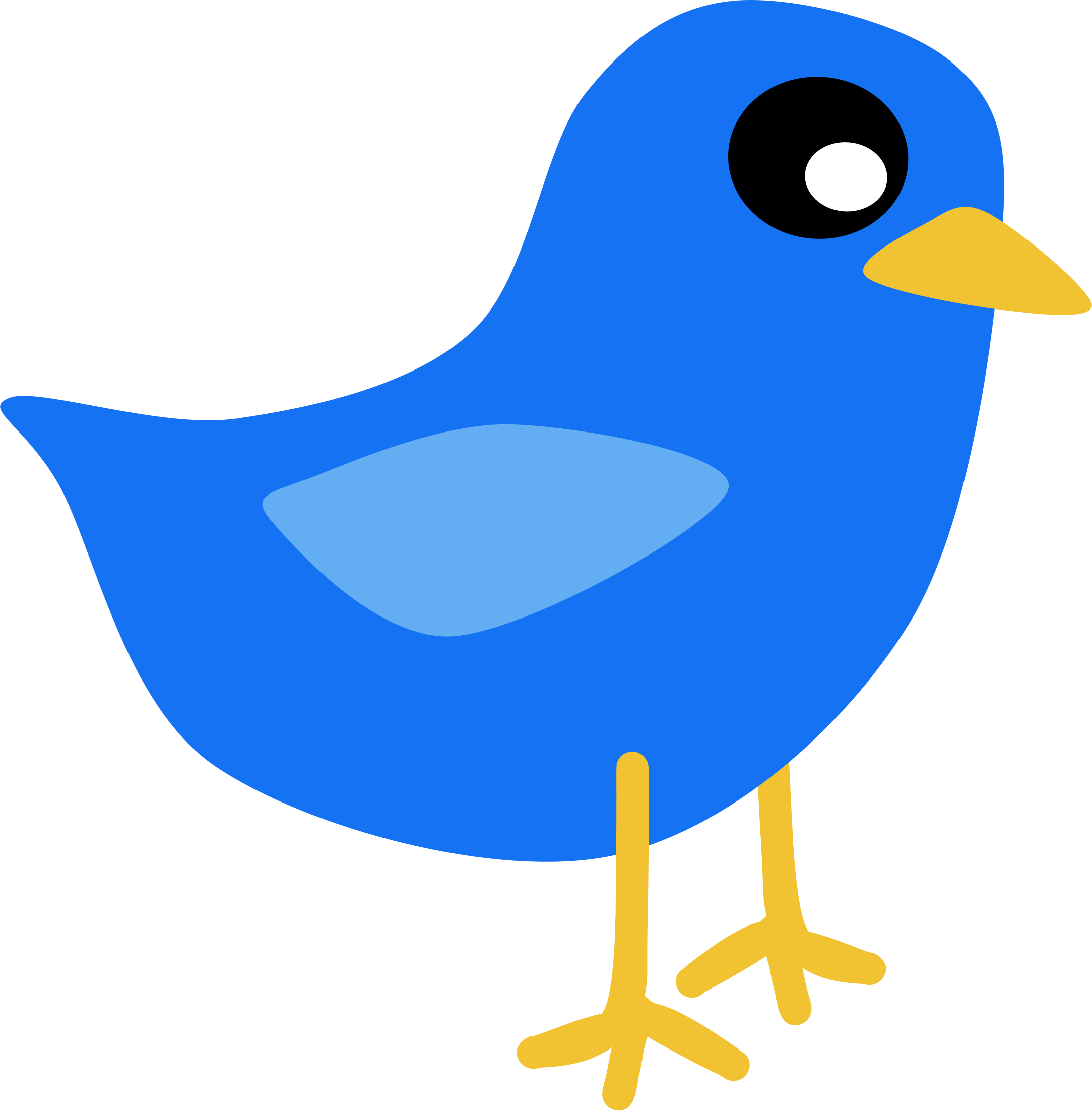 2167x2204 Bird Clipart Small Bird