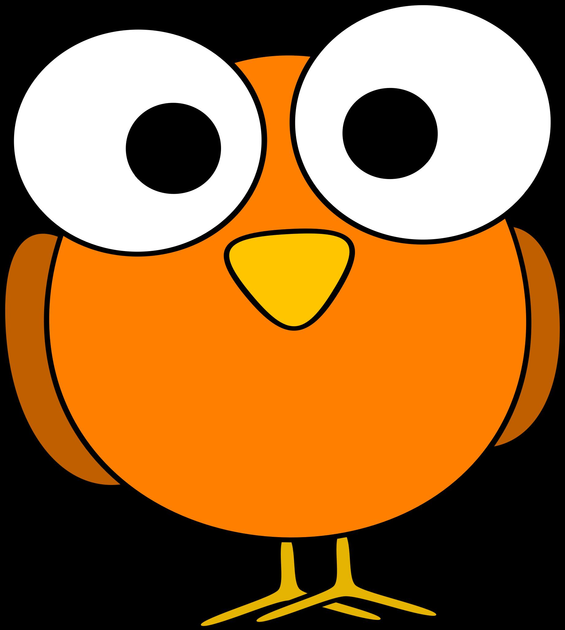 1843x2055 Orange Bird Clipart, Explore Pictures