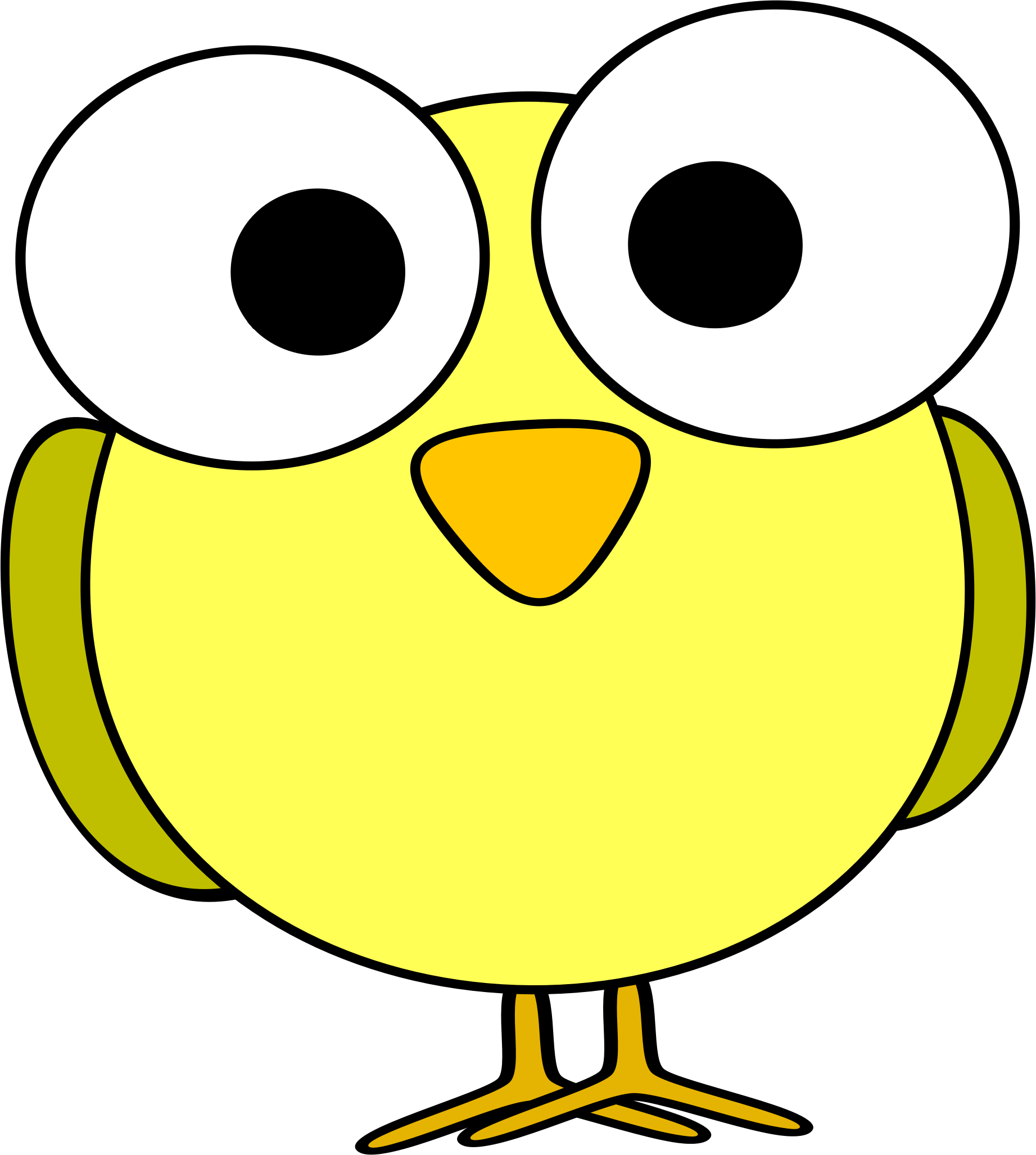 Big Bird Clipart | Free download on ClipArtMag