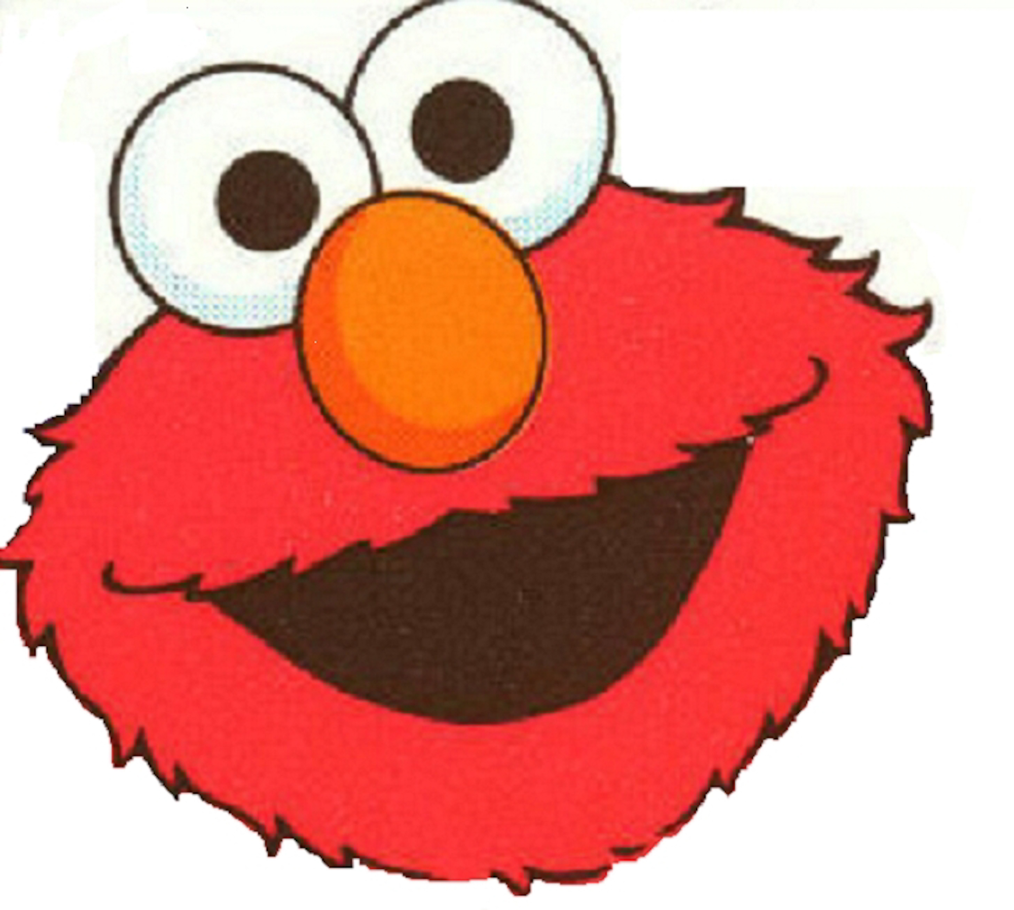 2000x1794 Baby Sesame Street Characters Clip Art Elmo Big Bird Cookie