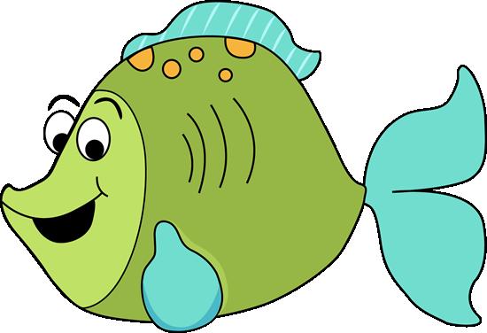 550x376 Cartoon Fish Clip Art