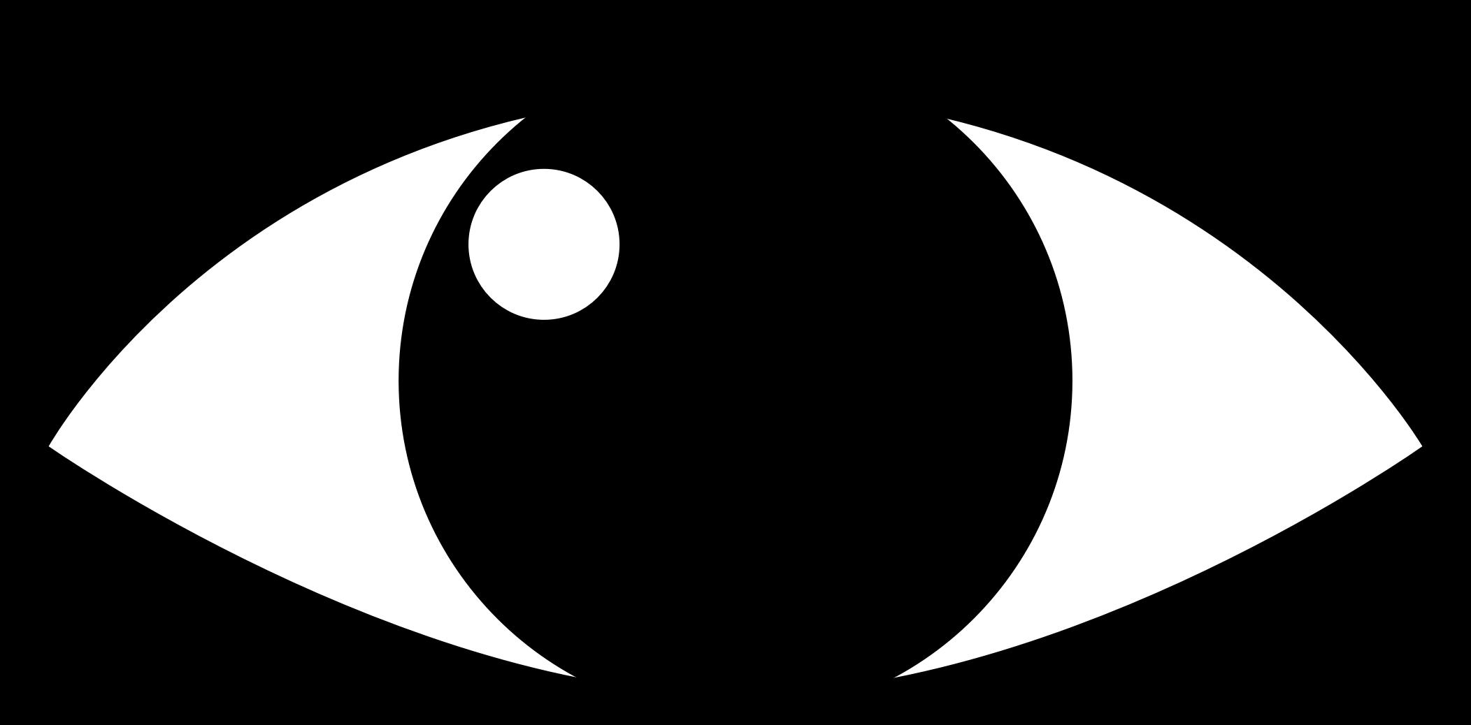 2104x1038 Eye Clip Art