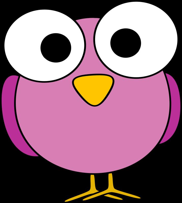 716x799 Snowy Owl Clipart Big Eye