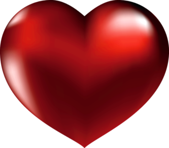 333x291 Big Red Heart Clipart Red Heart Clipart
