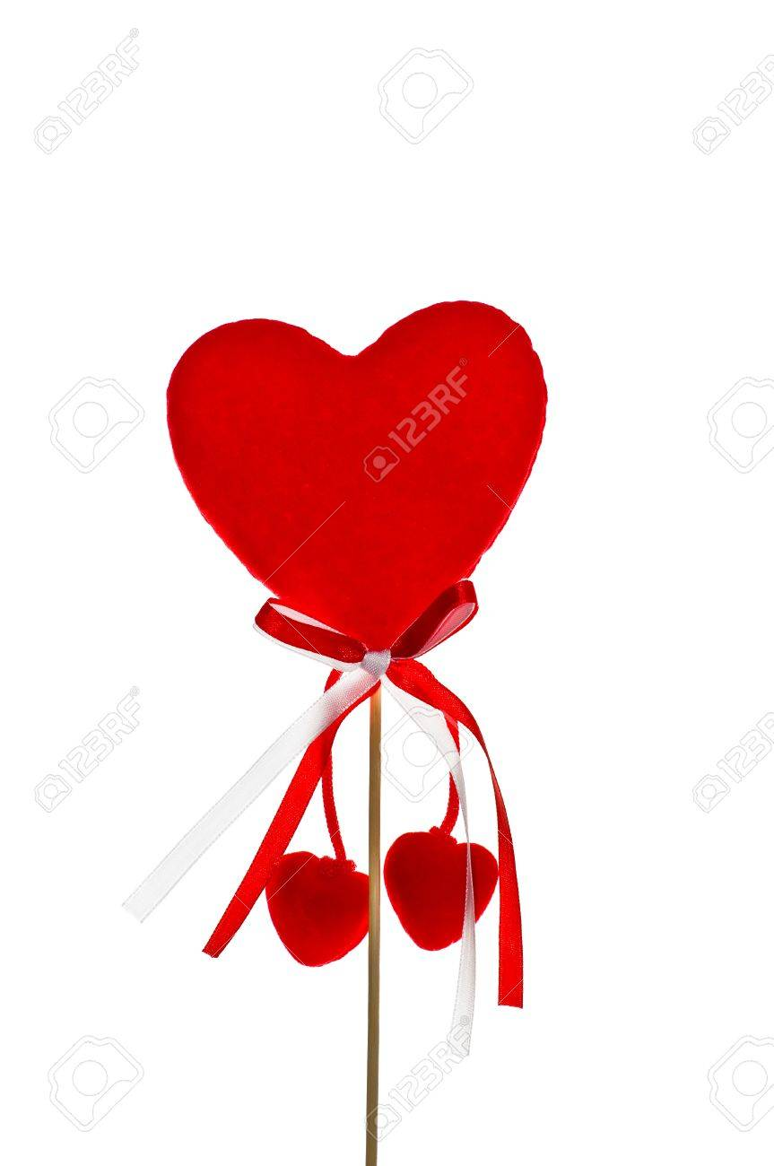 Big Red Heart Picture