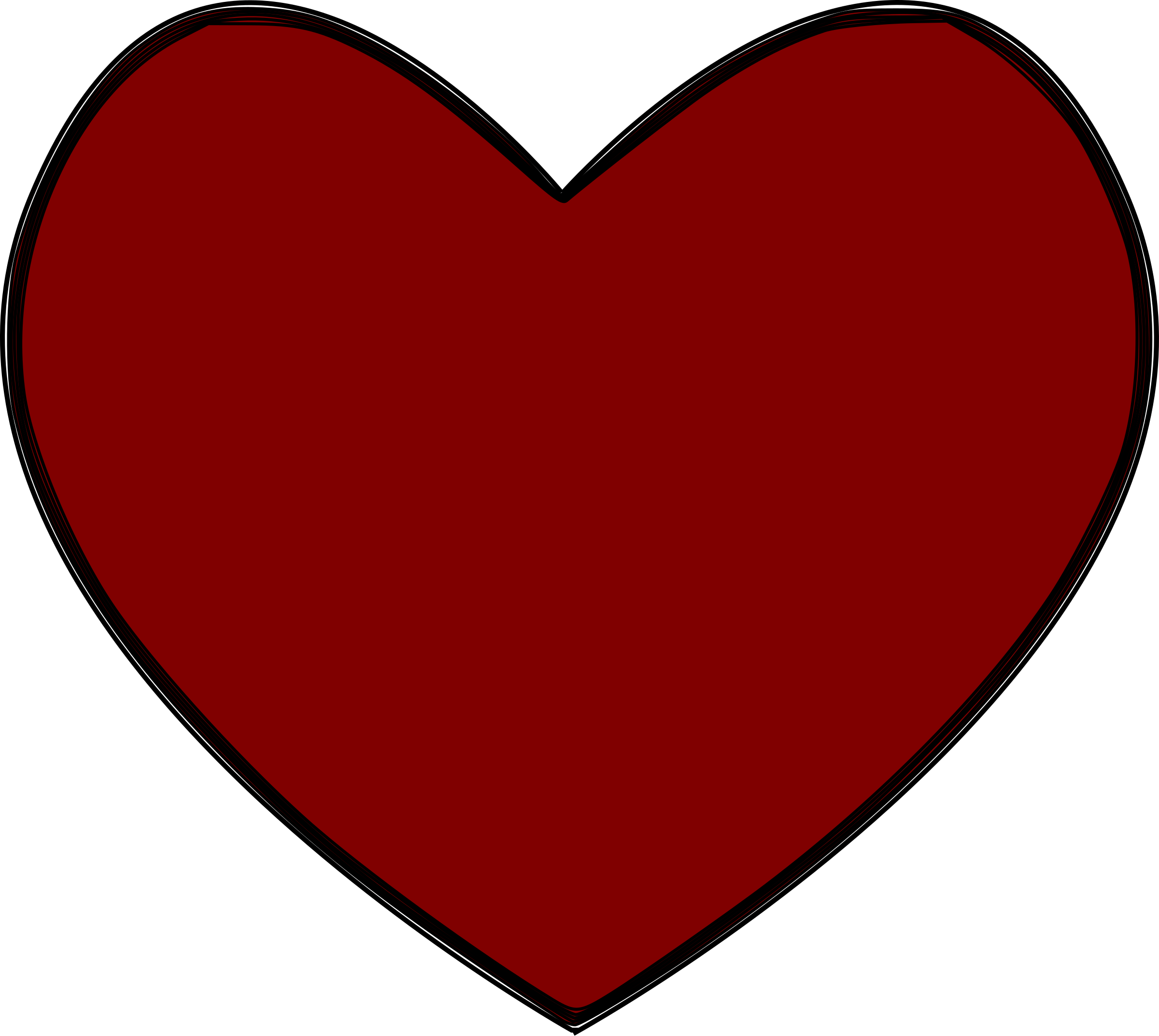 Big Red Heart Picture Free Download Best Big Red Heart Picture On