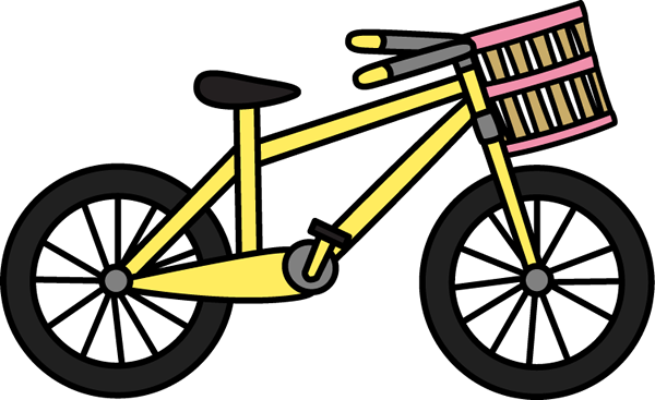 600x367 Bike Free Bicycle Animated Bicycle Clipart Clipartwiz 2