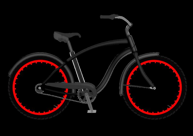 800x566 Bikes Clipart