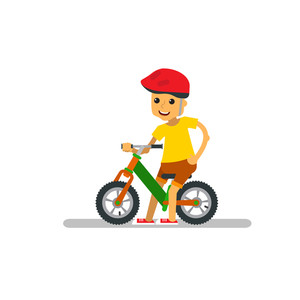 300x300 Kids Bike Cartoon