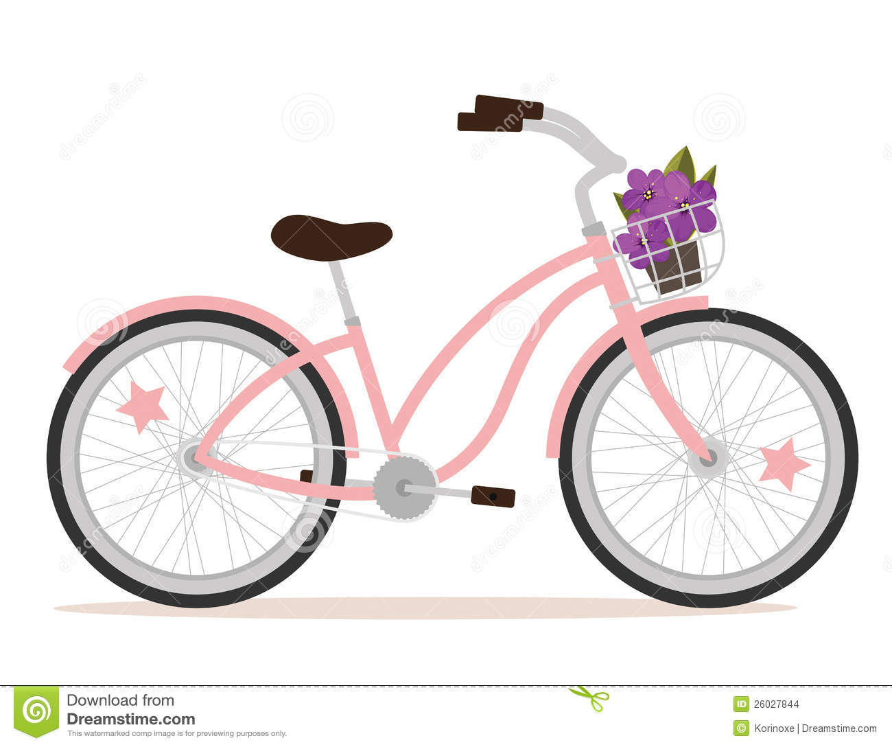 1300x1088 Basket clipart bike