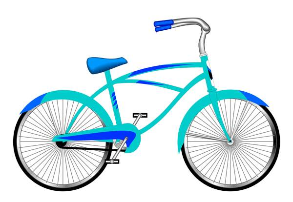 600x414 Bike free bicycle clip art free vector for free download about 2 2