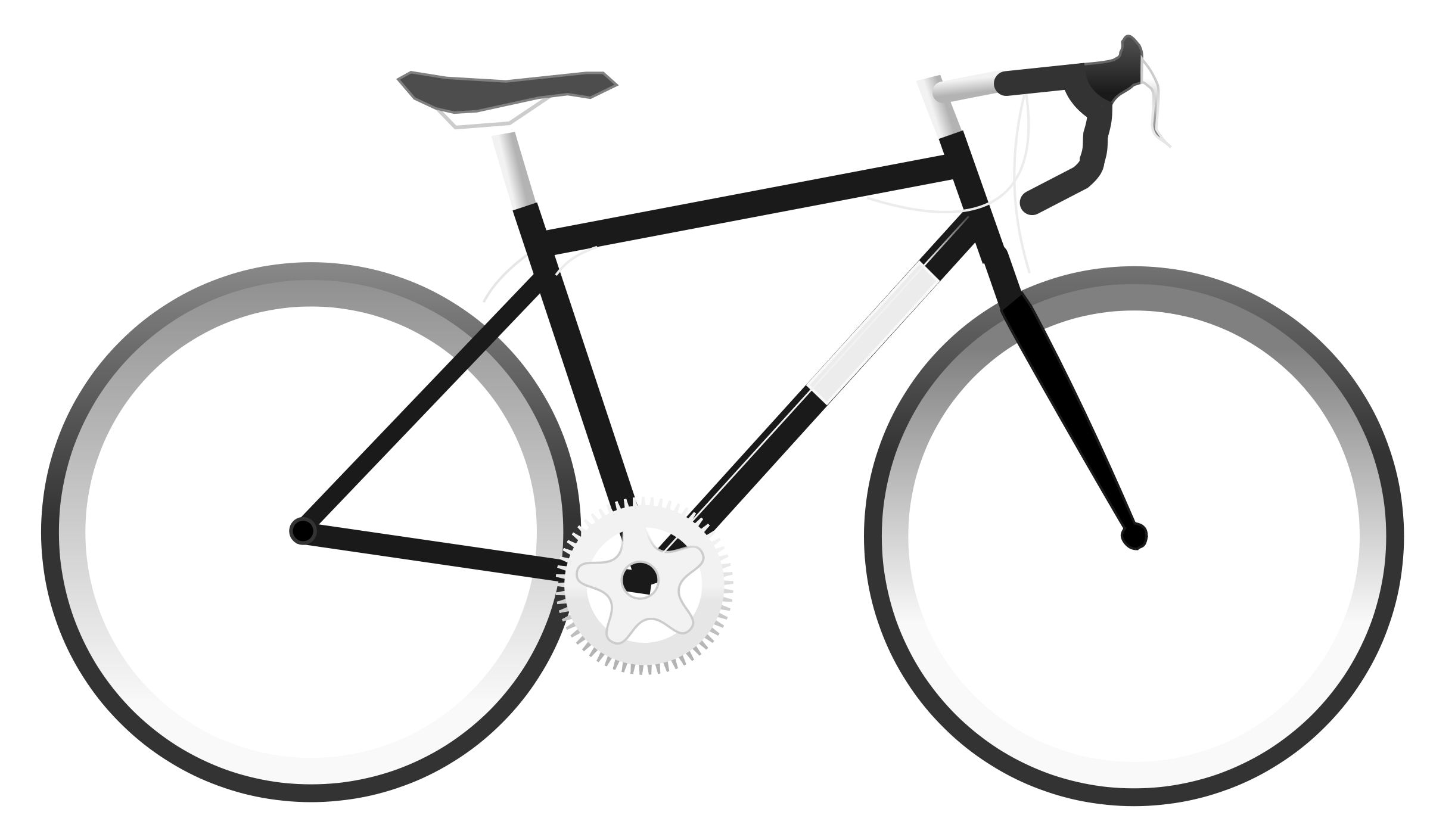 2400x1410 Bike Free Bicycle Clip Art Vector For Download About 2 5