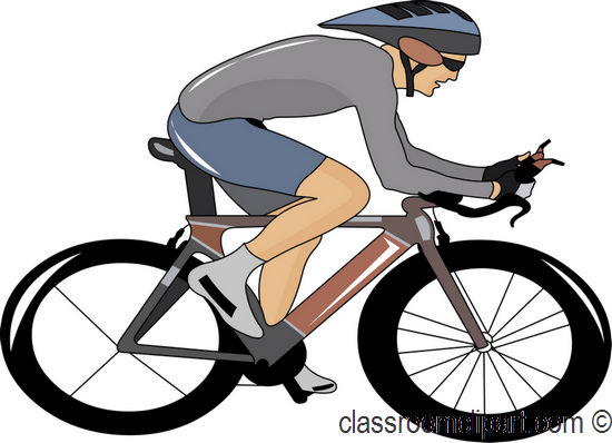550x398 Ride Bicycle Clipart Collection