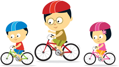 500x282 Ride Clipart Bike Safety