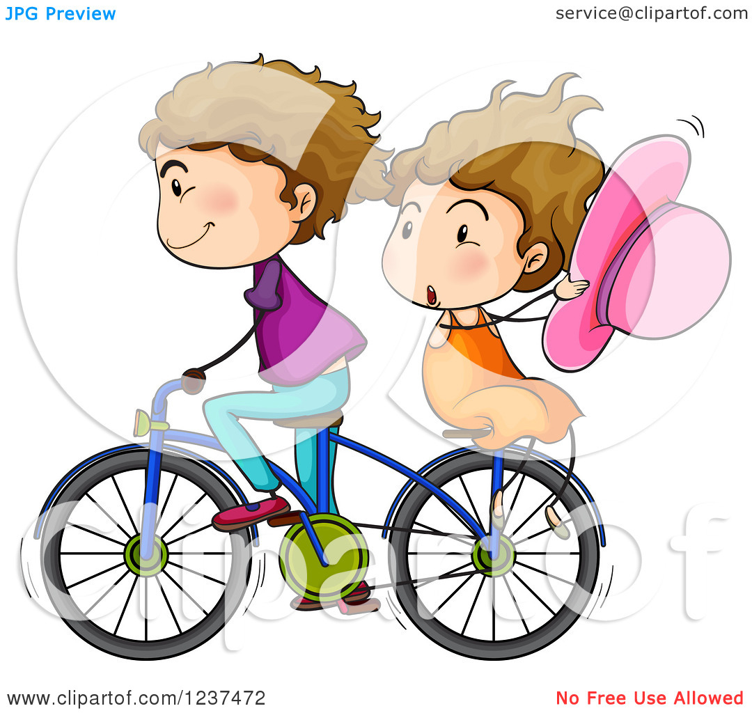 1080x1024 Bike Ride Free Use Clipart No Watermark