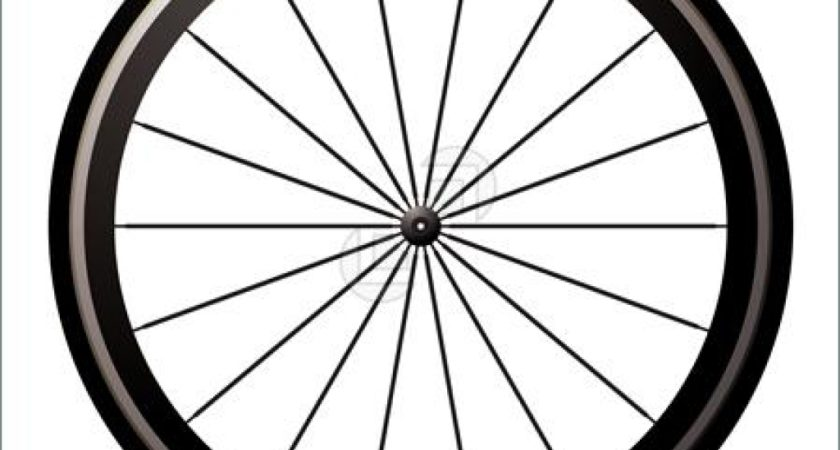 Bike Wheel Clipart