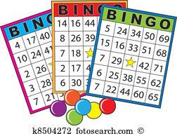 252x194 Free Bingo Clipart