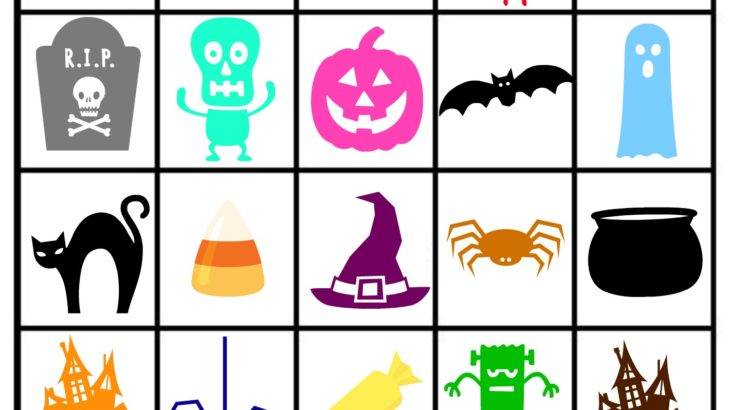picture about 25 Printable Halloween Bingo Cards identify Bingo Card Clipart Absolutely free obtain simplest Bingo Card Clipart