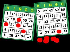 300x222 Pershing Bingo Clip Art