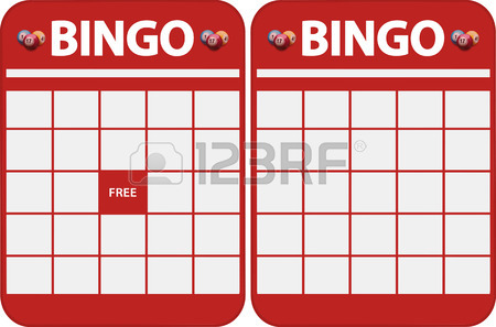 450x297 Red Bingo Cards Close Up Background With Bingo Balls Royalty Free