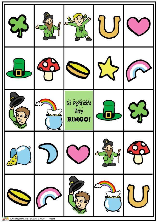 650x920 St Patricks Day Bingo