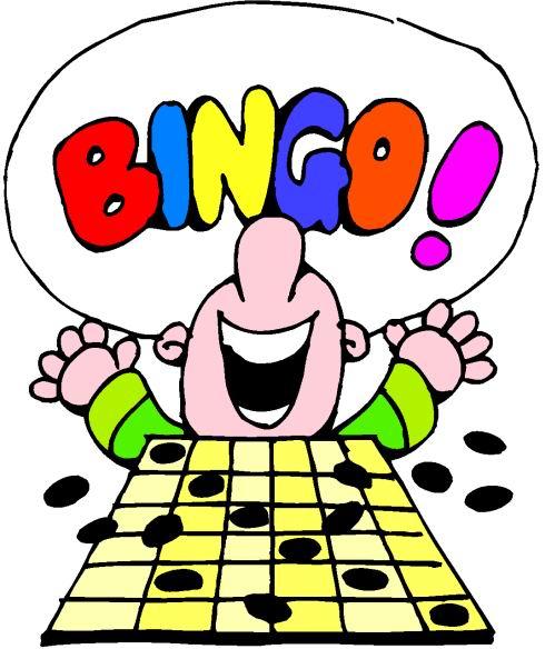 490x584 Bingo Clip Art