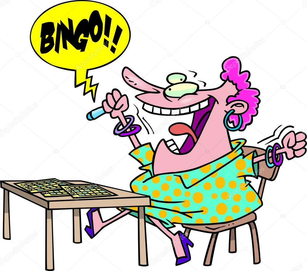 1023x904 Cartoon Bingo Stock Vector Ronleishman