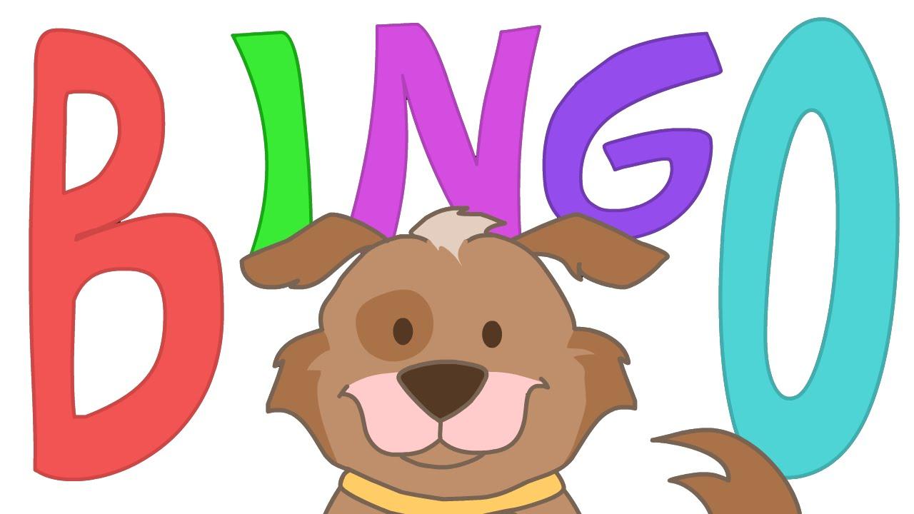 1280x720 Bingo Nursery Rhyme With Lyrics Kids Songs
