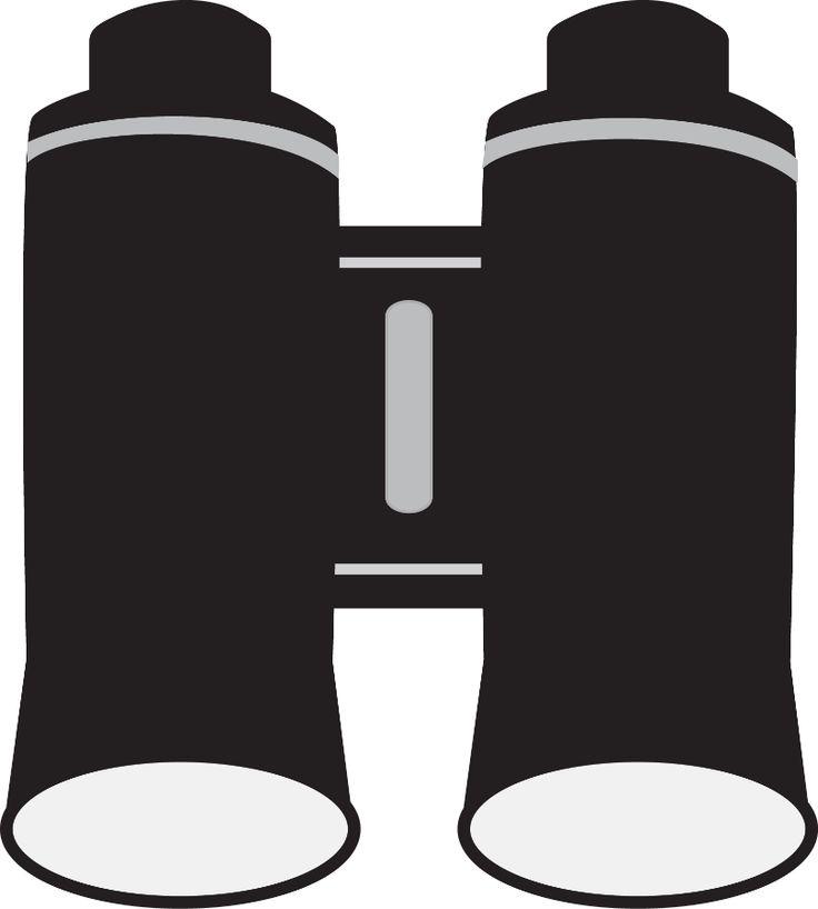 Binoculars Clipart