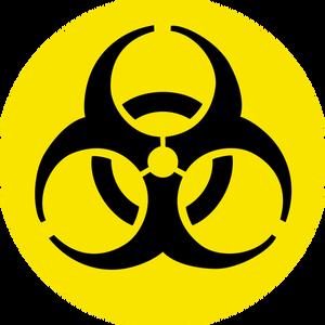Biohazard Symbol Clipart