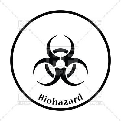 Biohazard Symbol Clipart Free Download Best Biohazard Symbol