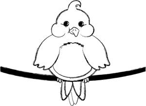 300x218 Free Bird Clipart Image 0515 1102 0213 5400