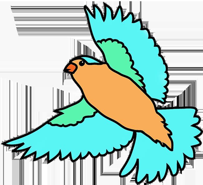 650x594 Bird Clip Art Bird Images Clipartcow