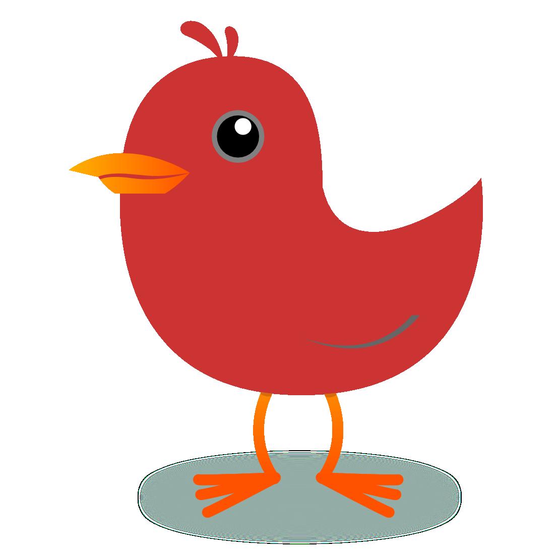 1111x1101 Clip Art Of Bird Clipart Image
