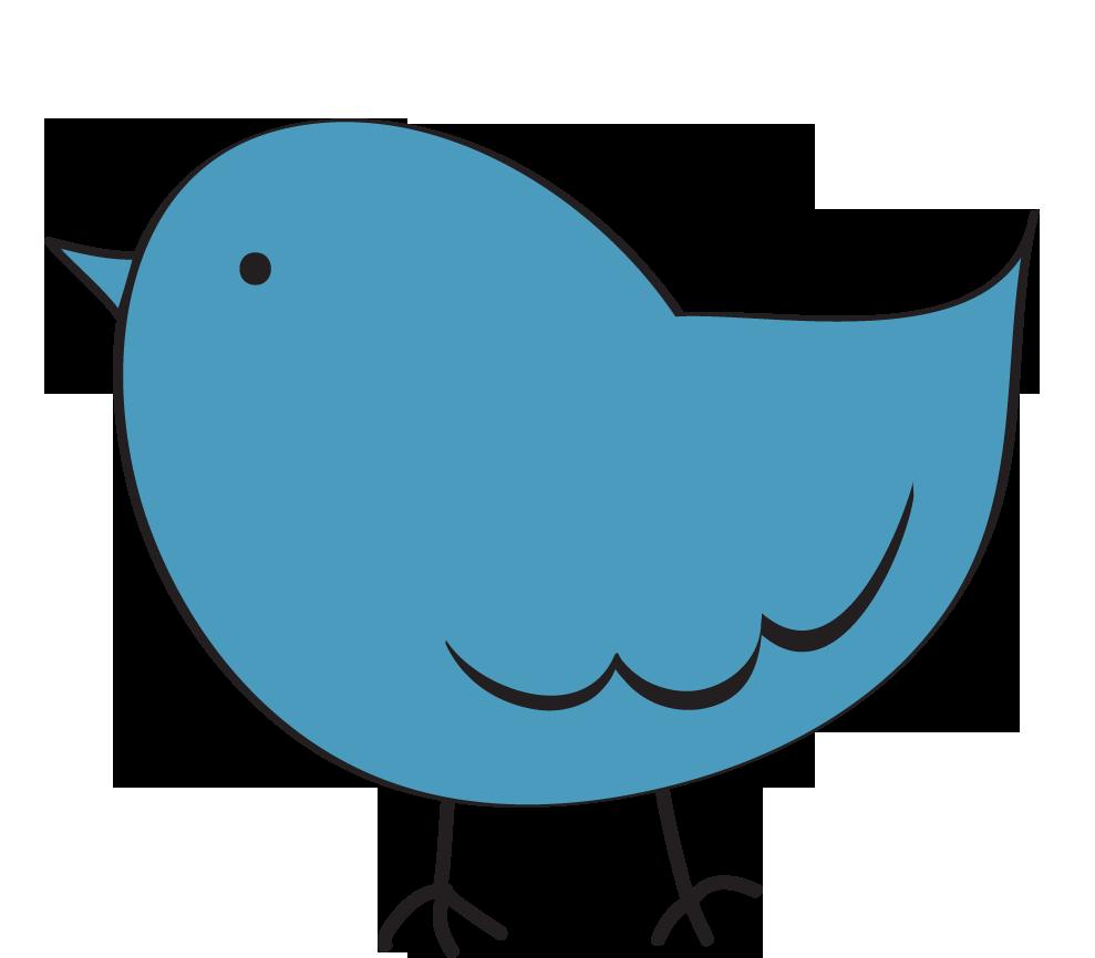 989x866 Bird Clipart Line Art
