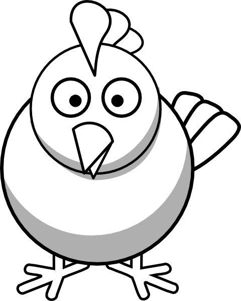 480x598 The Best Chicken Outline Ideas Chicken Icon