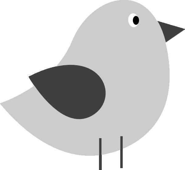 600x550 Bird Clip Art