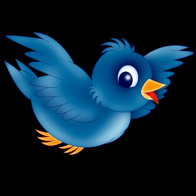 400x400 Bluebird Clipart Cartoon