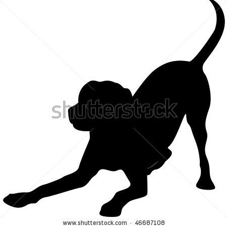 Bird Dog Clipart