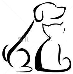 236x239 Best Dog Silhouette Ideas Labrador Silhouette