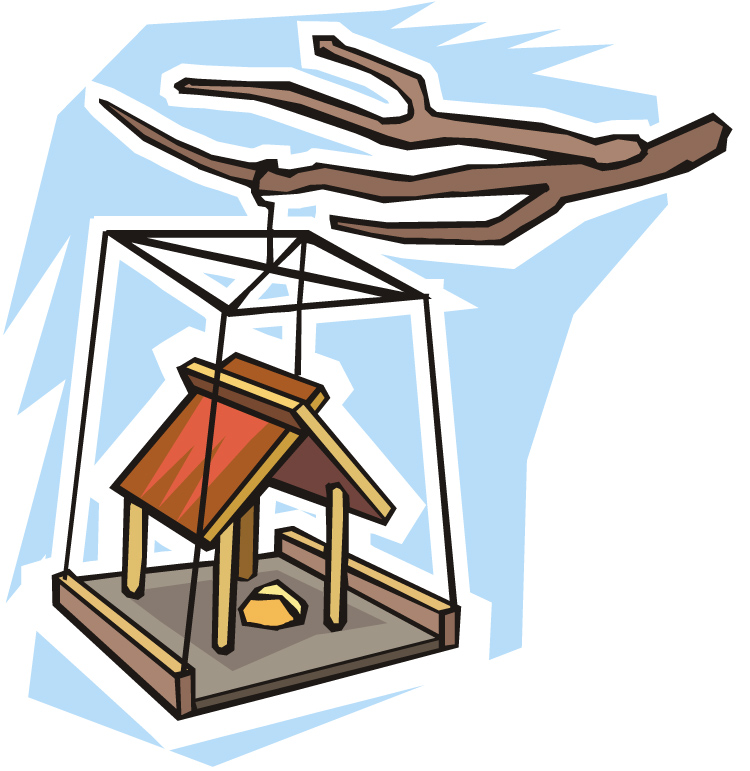 750x771 Bird Feeder Clip Art Cliparts