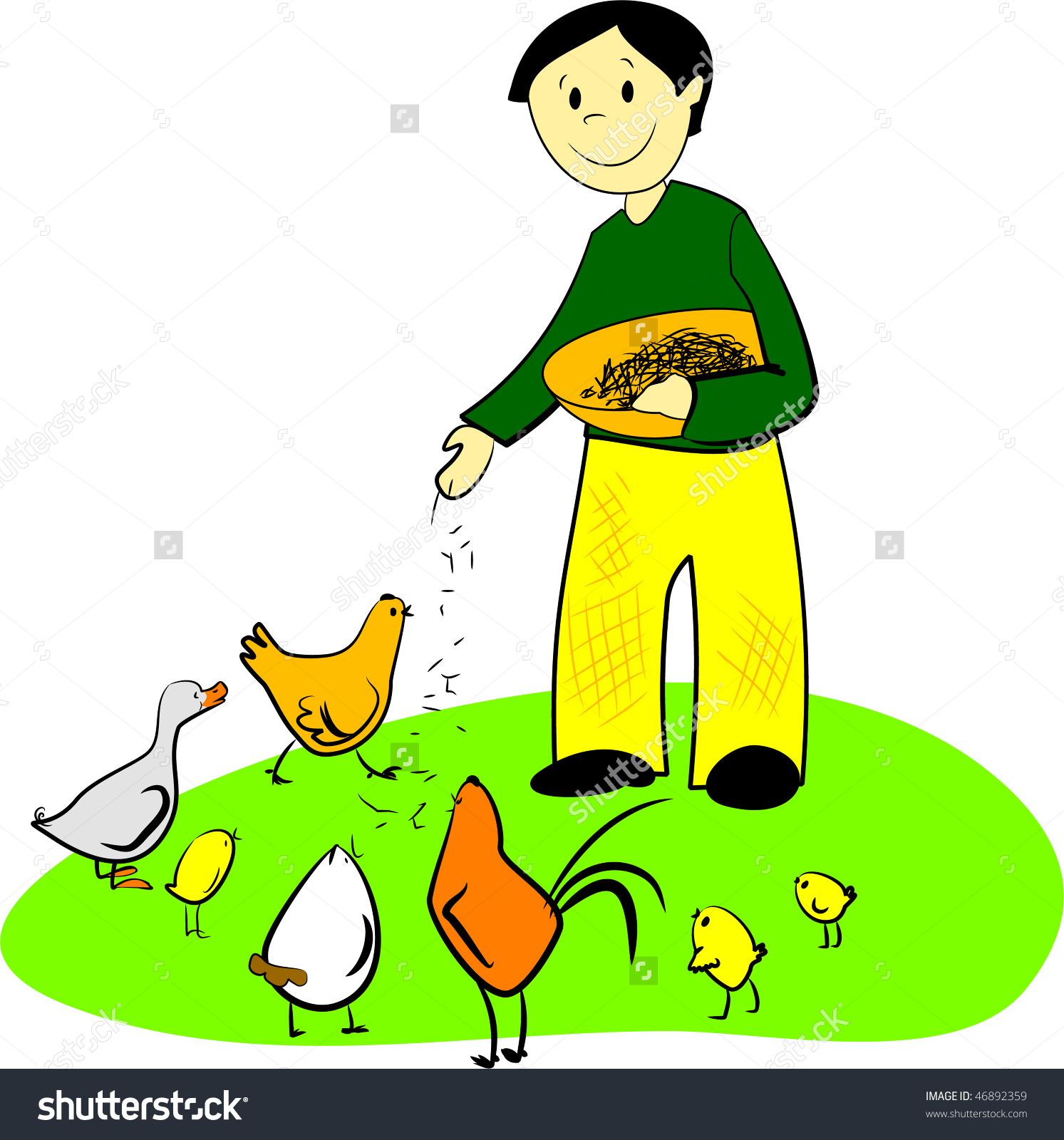 1493x1600 Bird Feeding Clipart
