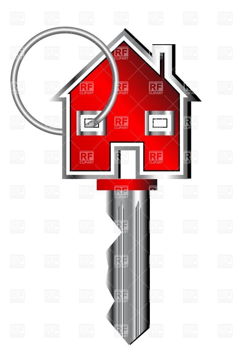 849x1200 House Key