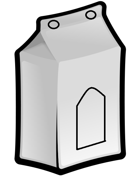 440x585 How To Make A Juice Carton Bird Feeder Real Self Sufficiency