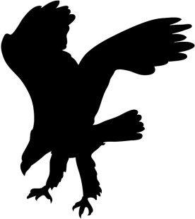 276x309 Bird Silhouettes