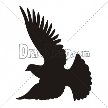 345x345 Hunting Clipart Dove Hunting