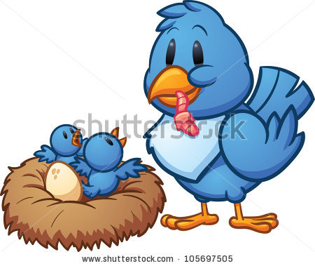 450x379 Nest clipart animated